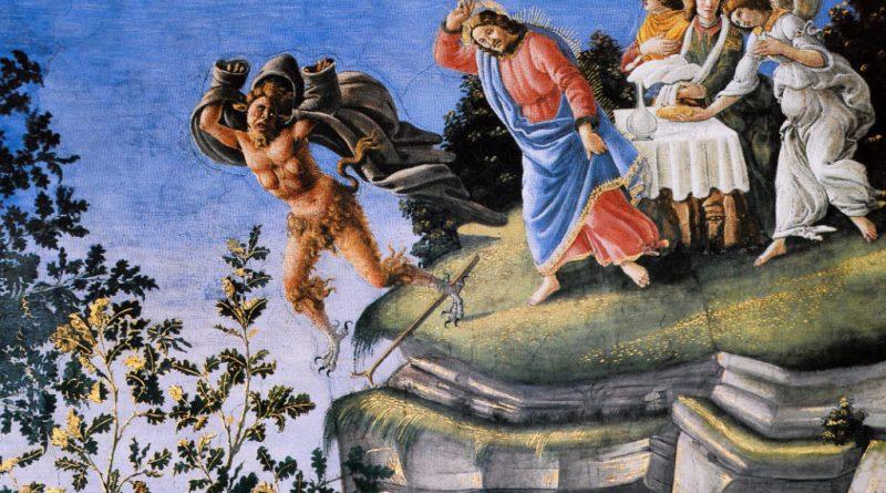 Le prove di Cristo