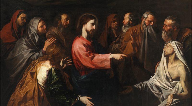 La resurrezione di Lazzaro