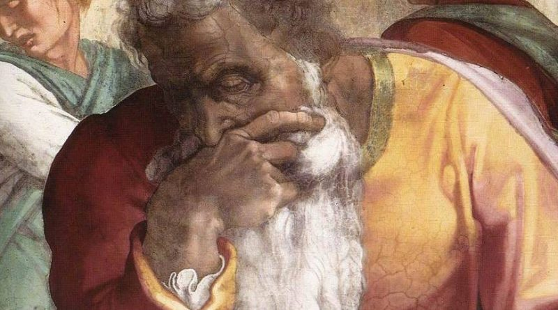 Profeta Geremia