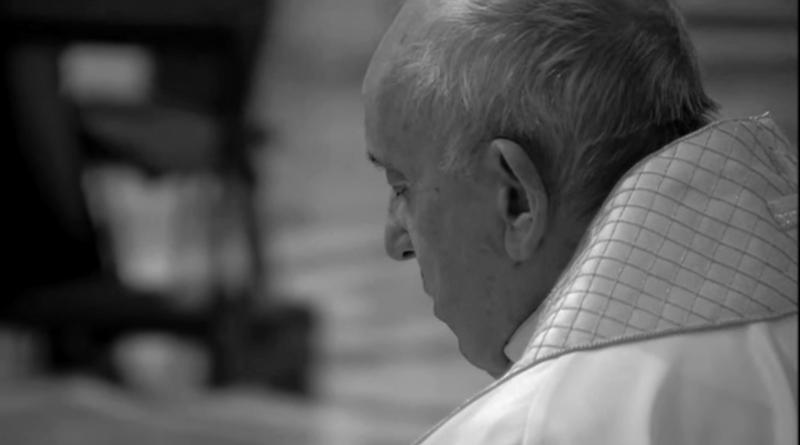 papa Francesco intervista