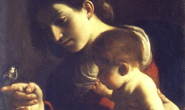 Madonna col passero