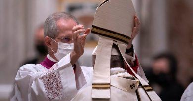 Papa Francesco a Natale