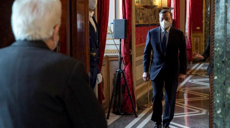 Incarico a Draghi