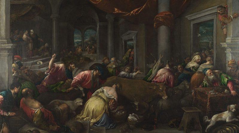 La purificazione del tempio