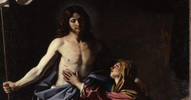 Cristo appare alla madre