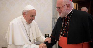 Il papa al card. Marx: continua, come arcivescovo di Monaco