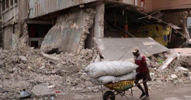 Appello Caritas Haiti rischio epidemie