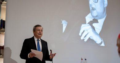 Il fascino di Andreatta su Draghi