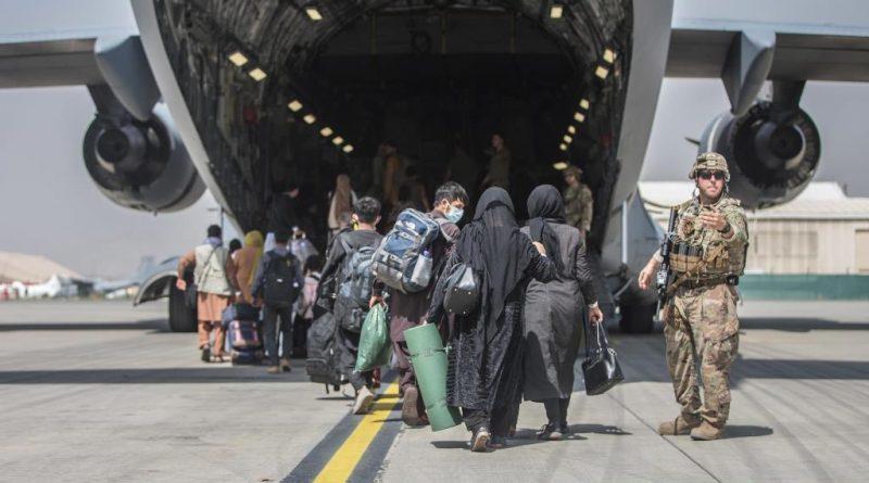 Stati Uniti fuga dall'Afghanistan