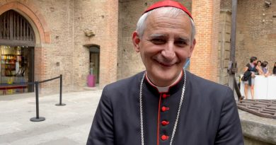 Cardinale Matteo Zuppi